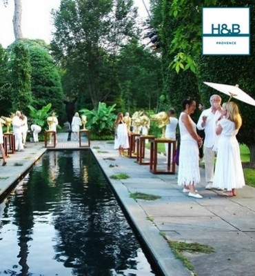 H&B Provence & LongHouse Reserve Summer Benefit