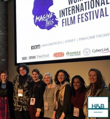 H&B Provence sponsor of Imagine This Women's International Film Festival